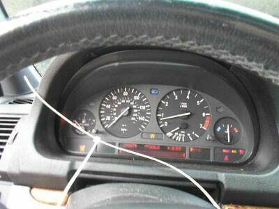 BMW E46 3-Series X5 4dr Front Door Mid-Range Loudspeaker Speaker Pair Grey 99-06