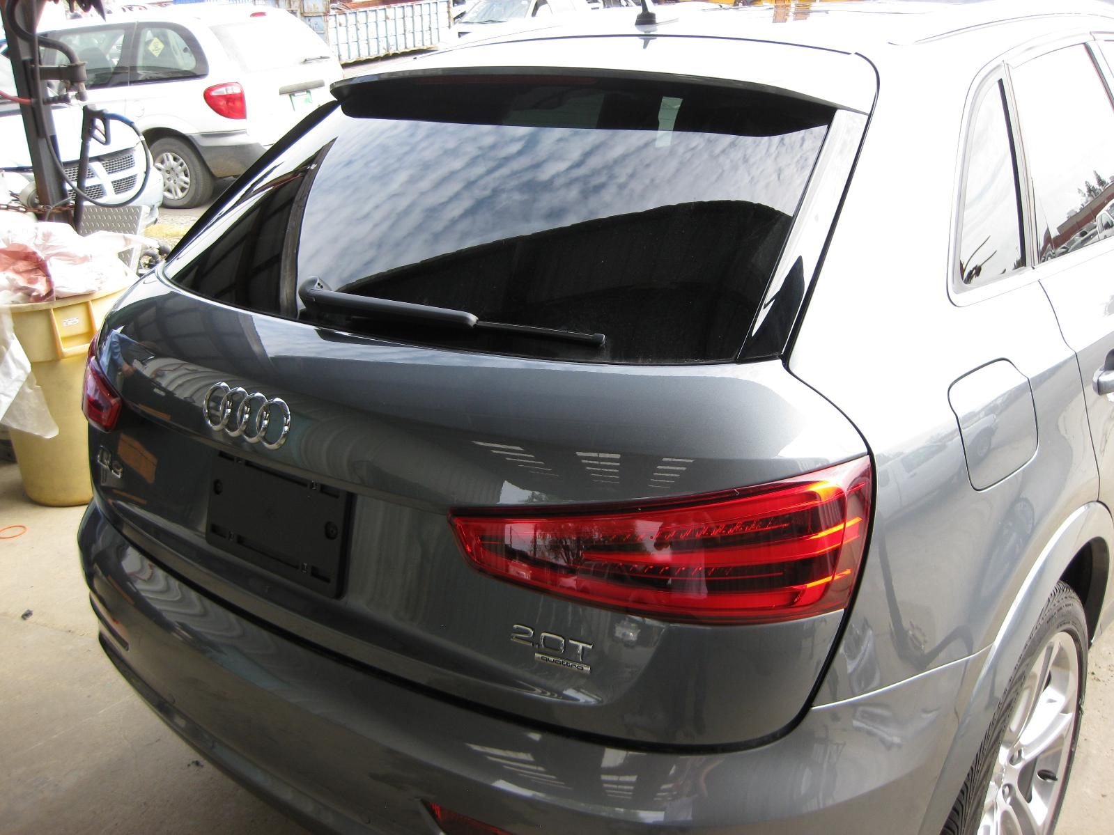 Used Trunk Lid For Sale For A 2015 Audi Q3