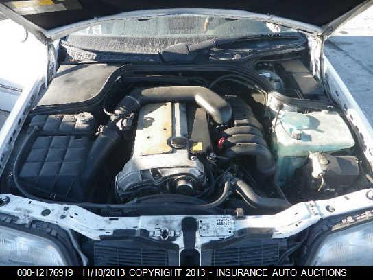 1995 mercedes benz c280 used parts car for Mercedes benz 1995 c280 parts
