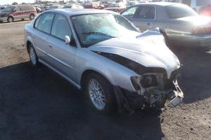 2004 Subaru Legacy - Outback Parts Car