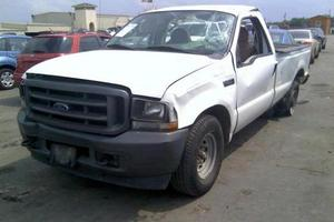 2004 Ford F-250 Super Duty Parts Car