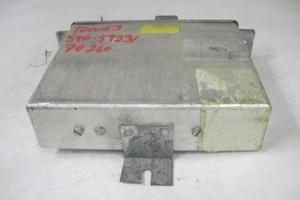 Engine Control Module (ECM)