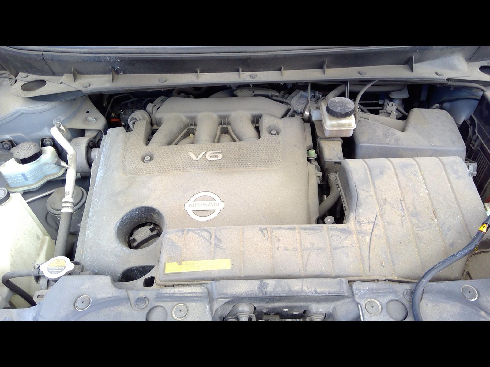 Diagram  2005 3 5l Nissan Murano Engine Block Cylinder