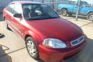 1997 Honda Civic Parts Car