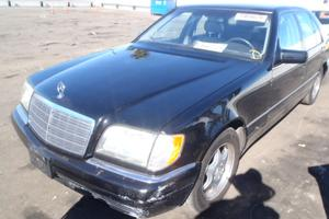 1999 Mercedes-Benz S320 Parts Car