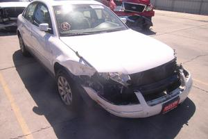 2002 Volkswagen Passat Parts Car