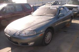 1993 Lexus SC 300 Parts Car