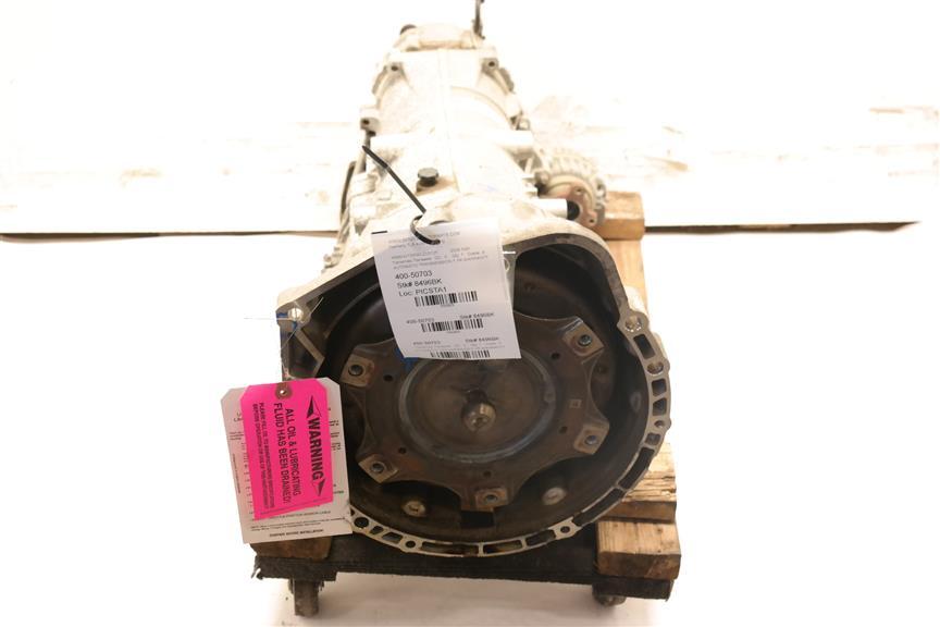 2008 bmw 528i transmission fluid type