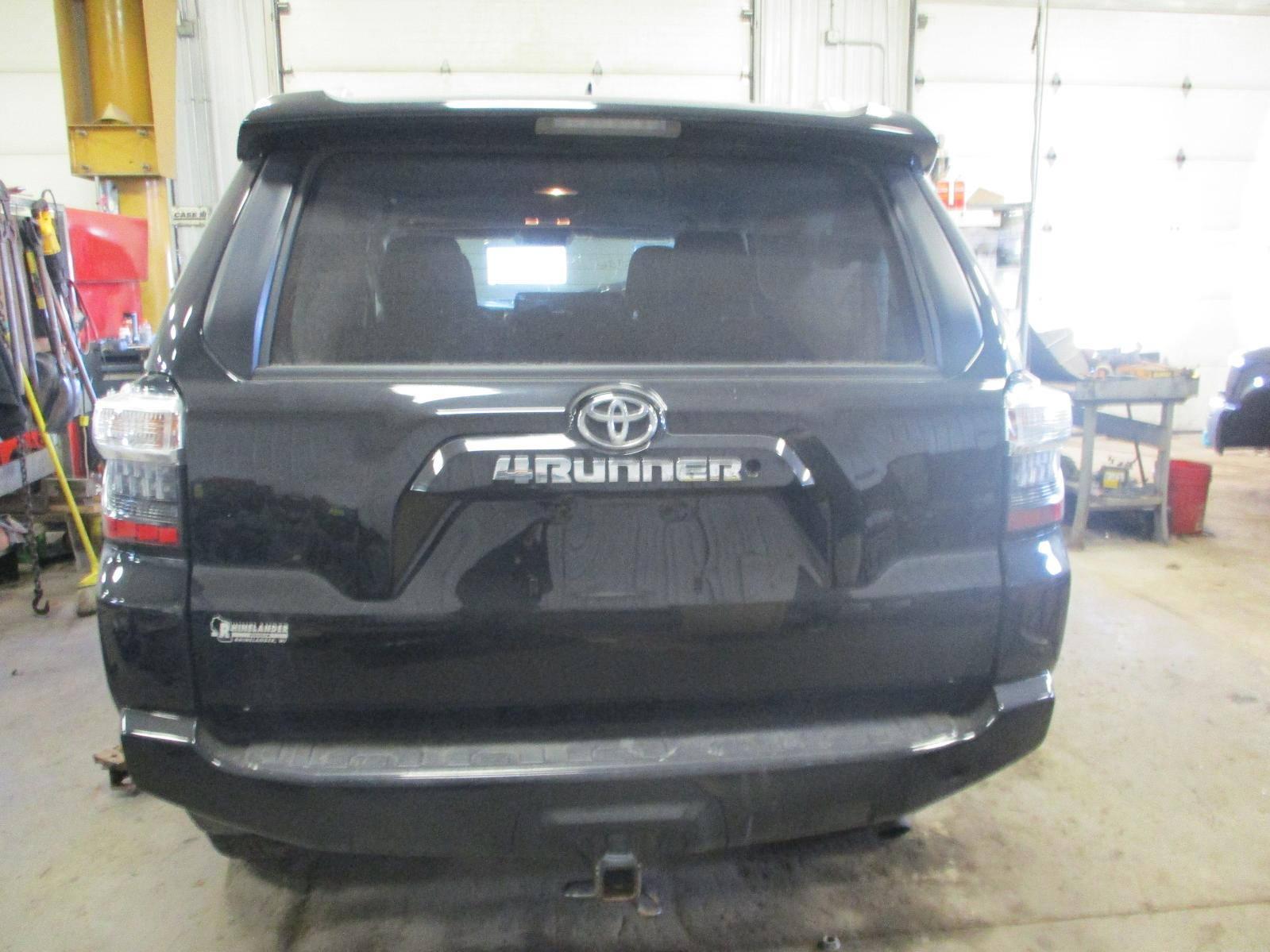 Used Audio Visual System  Radio  For Sale For A 2016 Toyota 4runner