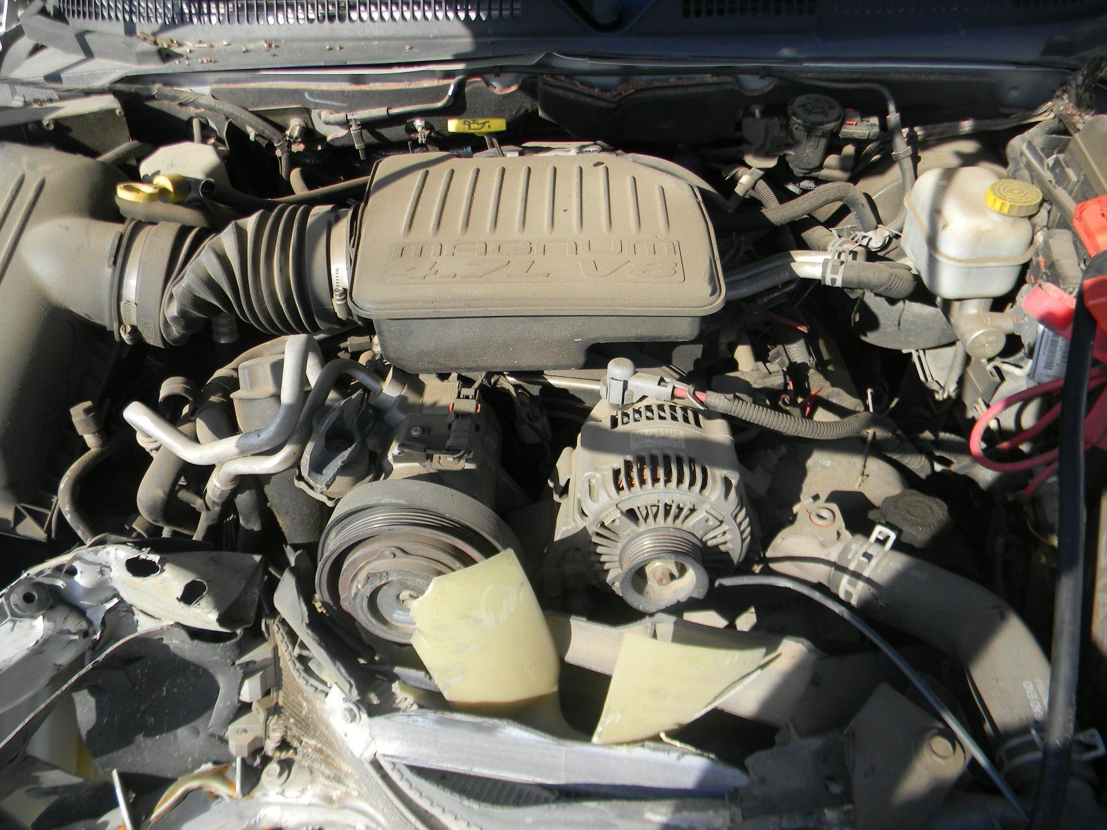 2005 Dodge Ram 1500 Engine Assemblies