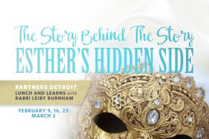 The Story Behind the Story: Esther's Hidden Side; Part 1