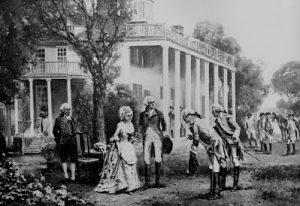 The L'chaim I had with George Washington – Mishpatim 5776