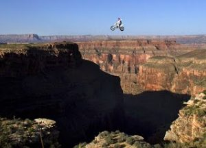You Could Jump Over the Grand Canyon or…Behalotcha 5776