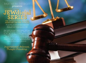 JEWdicial Series with Justice Richard Bernstein