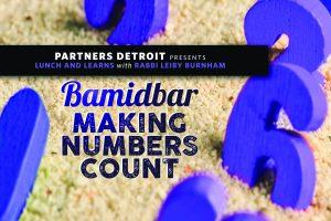 Bamidbar: Making Numbers Count Part VIII – Kabalah 101 – Nitzotzos and Klipos