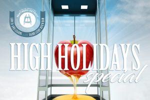 Rosh Hashanah: It's Game Day!