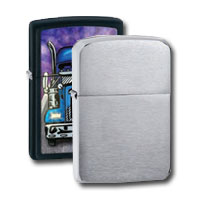 Zippo Lighters Program