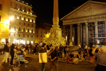 The Pantheon - Landmark | Plaza | Square in Rome.