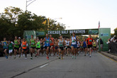 Chicago Half Marathon & 5K - Running in Chicago.
