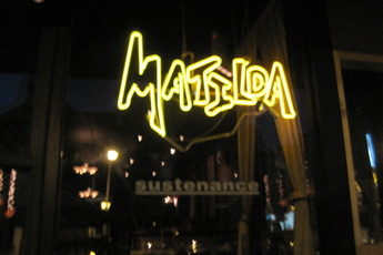 Matilda - Bar | Restaurant in Chicago.