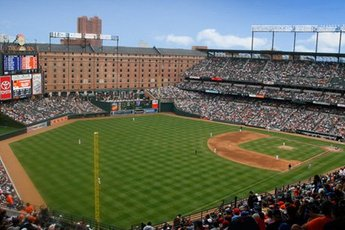 Oriole Park at Camden Yards (Baltimore, MD) - Stadium in Washington, DC.