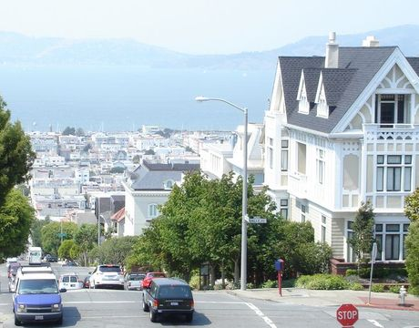 Pacific Heights San Francisco Map.Things To Do In Pacific Heights San Francisco