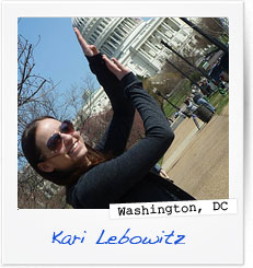 Kari Lebowitz, Washington, DC