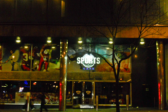The Sports Café - Pool Hall | Restaurant | Sports Bar in London.