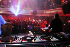Ruby Skye - Club in San Francisco.