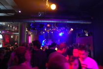 The Winston - Bar | Club | Hotel | Live Music Venue in Amsterdam.