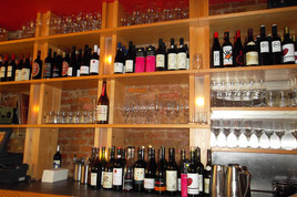 Terroir - Wine Bar in New York.