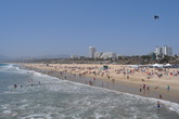 Santa Monica Beach - Beach | Outdoor Activity in LA