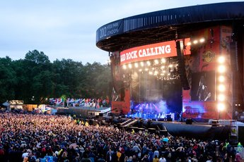 Hard Rock Calling Music Festival in London