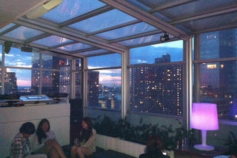 Sky Room - Club | Lounge | Rooftop Bar in New York.