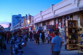 Venice Boardwalk - Beach | Culture | Outdoor Activity | Shopping Area in Los Angeles.