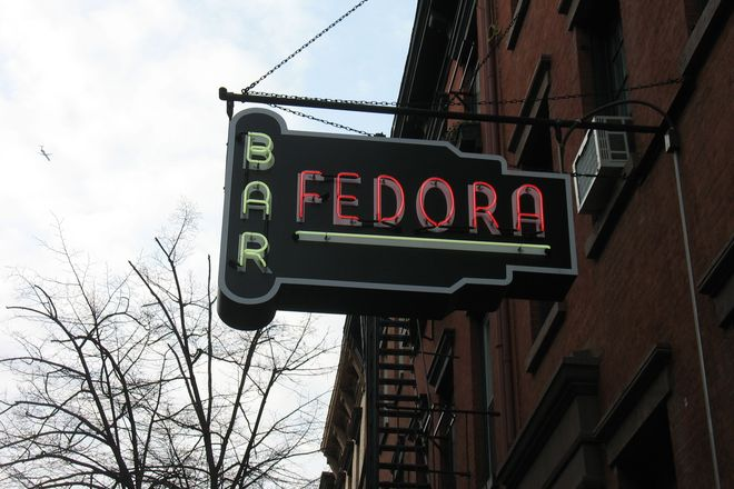 Photo of Fedora