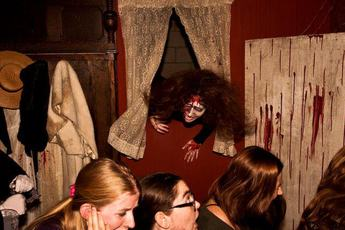 Reign of Terror Haunted House - Special Event | Holiday Event in Los Angeles.