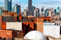 MoMA PS1 - Museum in New York.