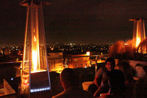 High Rooftop Lounge - Hotel Bar | Rooftop Lounge in Los Angeles.