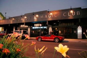 10 Comics Show! at The Comedy & Magic Club - Comedy Show | Stand-Up Comedy in Los Angeles.