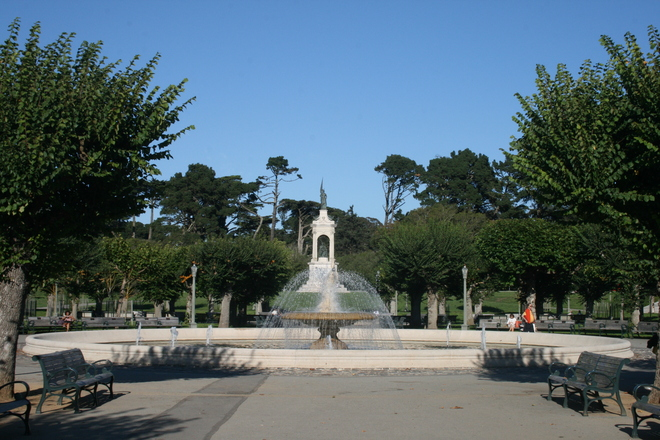 Photo of Golden Gate Park