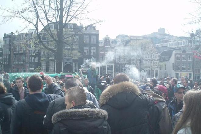 Photo of 1st Annual Amsterdam 420 Festival