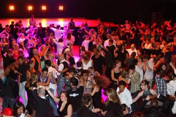 Annual Berlin Salsa Congress - Dance Festival in Berlin.