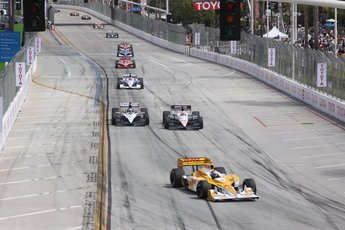 Grand Prix of Long Beach (Long Beach, CA) - Race Track in Los Angeles.