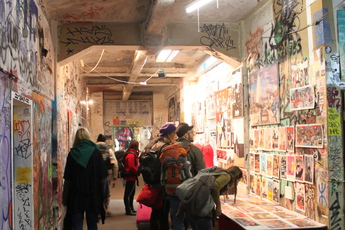 Tacheles - Culture | Nightlife Area in Berlin.