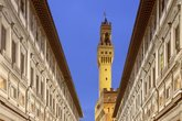 The Uffizi Gallery - Museum in Florence.