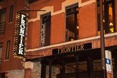 Frontier - Bar | New American Restaurant in Chicago
