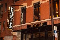 Frontier - Bar | New American Restaurant in Chicago.