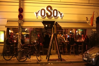 YOSOY Tapas–Bar - Spanish Restaurant | Tapas Bar in Berlin.
