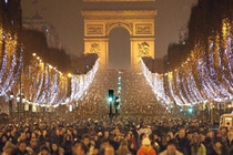 New Year's Eve 2019 in Paris